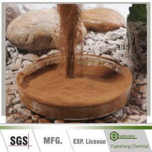 Cheap Calcium lignin sulfonate powder/Calcium lignosulfonate  used in Construction industry for sale