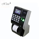 Cheap Thermal Printer Biometric Time Attendance Machine , LP400 Time Clock Machine for sale