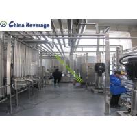 Cheap Customized Reverse Osmosis Water Treatment System PLC Touch Screen Control for sale
