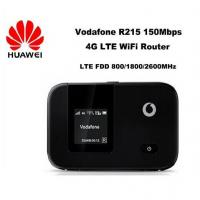Cheap New arrival Unlocked Huawei LTE FDD wireless router 150Mbps Vodafone R215 4G LTE Mobile WiFi Router for sale