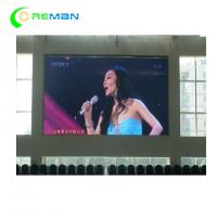 Buy cheap HD LED Video Wall Display , P5 P8 Advertising Outdoor LED Display Board SMD 3528 from wholesalers