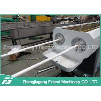Cheap 0.5-2 Inch PVC Conduit Pipe Making Machine / Plastic Pipe Production Line for sale