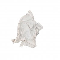 Cheap Marine Cleaning 100 Cotton Pure White T Shirt Rags Grade A for sale