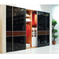 Cheap Modern Indoor Sinoy Black Lacquered Glass Waterproof With 3mm - 6mm Thickness for sale