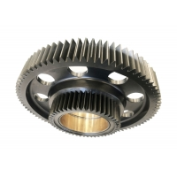 Cheap Diesel Engine Spare Parts Fuel Pump Toothed Gears With Spur Shape for sale