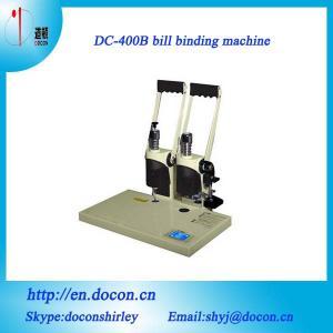 heat binding machine