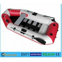 Cheap 5 Person Inflatable Float Boat,Blow Up Boat For Pool Outdoor Motor Transform for sale