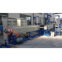 China PS Expanded Foaming Sheet Extrusion Machinery 150 - 200 kg/h For Food Containers on sale