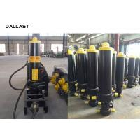 Cheap High Pressing Force Single Acting Hydraulic Cylinder With CE Certification for sale