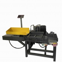 Cheap Scale Weighing Horizontal Baling Press Machine For Packing Textile for sale
