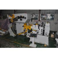 Cheap Air Feeder Sheet Metal Decoiler Stamping , Automatic Roll Feeder Machine for sale
