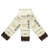 Cheap Private Label Exfoliating Facial Scrub Total Effects Refreshing Face Cleansing for sale