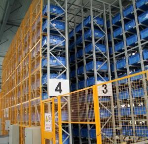 Cheap Customized High Efficiency Automated Storage Retrieval System Custom Beam for sale