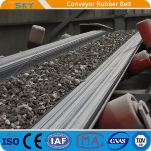 Cheap NN400 Nylon Conveyor Belt heavy load conveying For Mining Coal Stone Bulk Material Transportation for sale