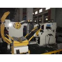 Cheap 12 Months Warranty Decoiler And Straightener Feeder Leveling High Feeding Accuracy for sale