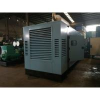 China 230 /400V 500kw Silent Diesel Generator Set Strong Power Output Low Vibration And Noise on sale
