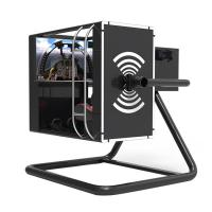 China Interesting VR Headset Flight Simulator / VR Plane Simulator 1 Player on sale
