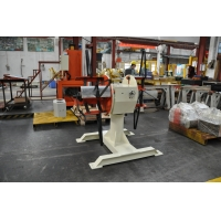 Cheap 2 Head 300mm Materials 1mm Thickness Steel Coil Uncoiler for sale