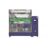 Cheap Customize IPX3 IPX4 Rain Test Chamber Testing Product Waterproof Performance for sale