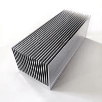 Cheap 100w Led Heat Sink Aluminum Extruded Heat Sink Profiles 6061/6063/6005 Material for sale
