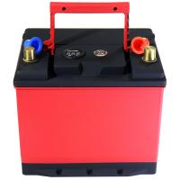 Cheap High Performance LifeP04 46B24L/RS Lithium Iron Phosphate Car Battery Discharging 65Ah CCA 1200A for sale