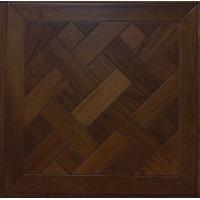 Cheap versailles style Burma Teak Engineered Parquet Tiles with different stains for sale
