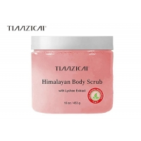 Buy cheap Natural Exfoliating Body Bath Salts For Toned Skin Fights Acne from wholesalers