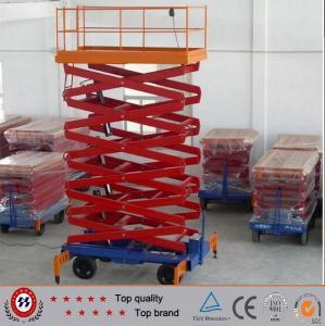 Cheap Good Quality Four Wheels Hydraulic Lift Platform&Lifting Tools for sale