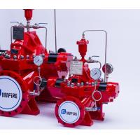 Cheap Multi Functional Diesel Engine Driven Fire Pump For Large Scale Commercial Complex for sale