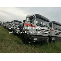 Quality 10 roues camion tracteur beiben 2638 head truck wholesale