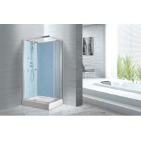 Cheap Multi Function Rectangular Shower Cabins For Star Rated Hotels / Supermarket for sale