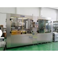 Cheap Automatic Carbonated Beverage Aluminum Can Filling Machine for sale