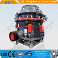Cheap HTP100 high-efficiency hydraulic cone crusher for sale