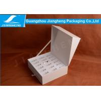Cheap Handmade Two Layer Cosmetics Gift Boxes Essential Oil Packaging Display Box for sale
