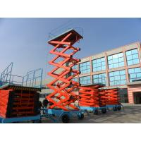 Cheap Mobile lift table ,hydraulic lift table , max 20m , all size color and capacity for sale