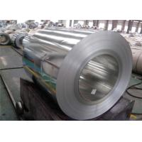 High Preciseness 600mm - 1500mm Width SPCC Hot Dipped Galvanized Steel Coils Manufactures