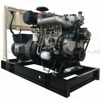 Buy cheap Electronic KOFO Open Generator Set Sea Water Cooling Brushless Genset With 3 from wholesalers