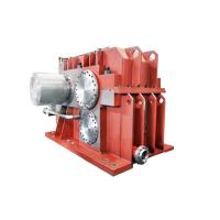 Cheap Parallel Shaft Mounted Speed Reducer Gearbox / Cast Steel Standard 90 Degree Gearbox for sale