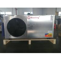 Cheap Free Standing Intelligent Controller Air To Water Heat Pump With Stainless Steel Shell for sale