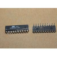 Cheap Low Voltage MCU Microcontroller Unit IC 8- Bit 24MHz 2KB FLASH DIP20 AT89C2051-24PI 8051 for sale