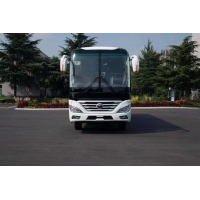 Cheap Brand New Yutong Bus ZK6126 Double Axle With 58 Seats White Color In Promotion Rear Engine for sale
