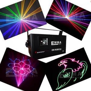 Cheap RGB laser DJ 1w RGB Animation Laser for sale