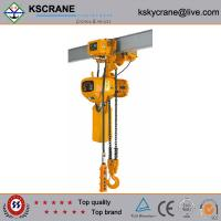 Cheap 1t,2t,3t,5t,220V/380V Electric Chain Hoist With Good Quality and Best Price for sale