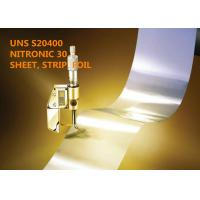 Cheap UNS S20400 / Nitronic 30 SS Special Alloys For Automotive With Excellent Fabricability for sale