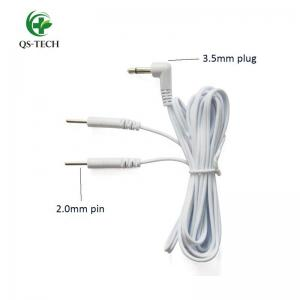 Cheap Discount TENS Lead Wires Replacement Lead Wires for Electrotherapy Devices.  1 buyer for sale