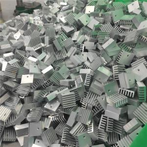 Cheap Extruding Aluminium Spare Parts For Audion Heatsink And Hardware Solution for sale