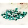 Buy cheap SS20 emerald rhinestone trimming preciosa jewelry preciosa glass rhinestone from wholesalers