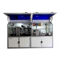 Automatically Plastic Identity Card Making Machine 150L/Min Air Consumption