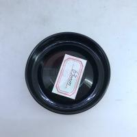 Buy cheap Gold Silver Iron Round Can Cover / ID73mm 300# Paper Tube Tin Bottom Lids from wholesalers