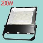 Cheap 3030 SMD 200w led flood light Strong Waterproof Grade Slim Design For Park / Bridge for sale